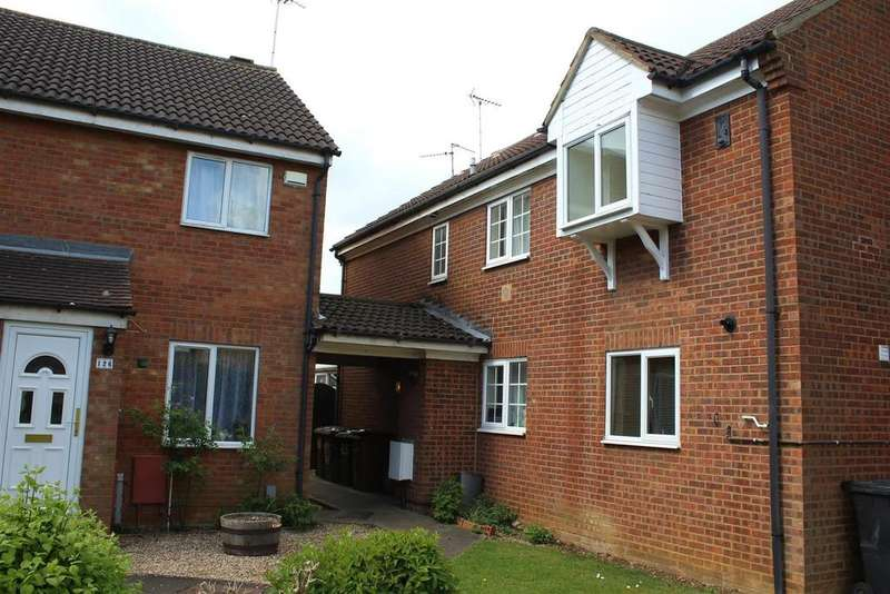 2 Bedrooms House for sale in Eaglesthorpe, Peterborough