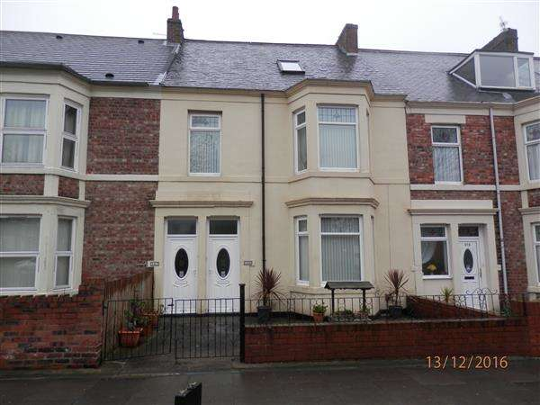 2 Bedrooms Flat for sale in Welbeck Road, Newcastle upon Tyne