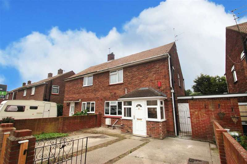 3 Bedrooms Semi Detached House for sale in Tewkesbury Road, Clacton-On-Sea