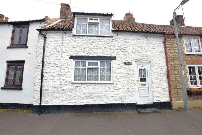 2 Bedrooms Cottage House for sale in Main Street, Seamer, Scarborough, North Yorkshire YO12 4RF