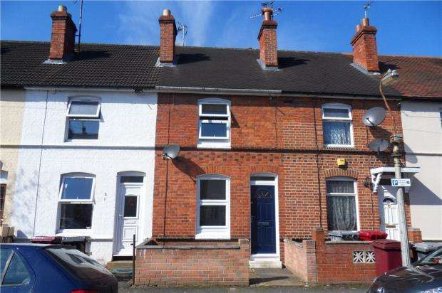 2 Bedrooms Terraced House for sale in York Road, Reading, Berkshire