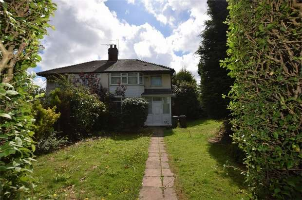 3 Bedrooms Semi Detached House for rent in New Chester Rd, Bromborough, Wirral