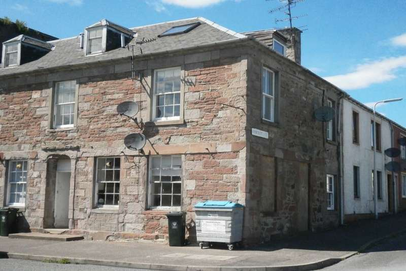 1 Bedroom Flat for sale in King Street, Stanley, Perth, PH1