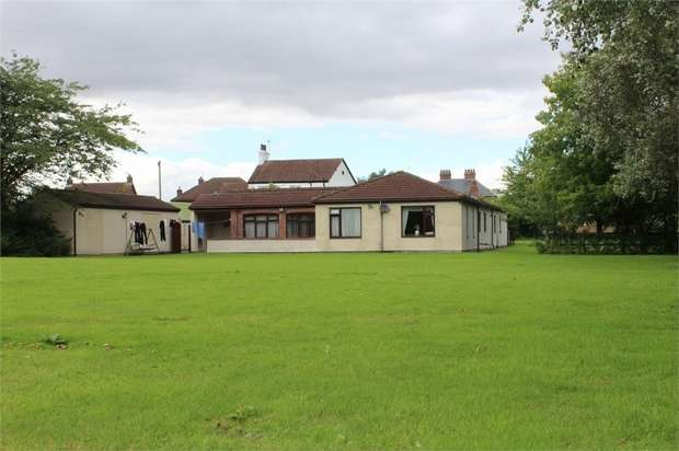 6 Bedrooms Detached Bungalow for sale in North Moor Lane, Cottingham, East Riding of Yorkshire