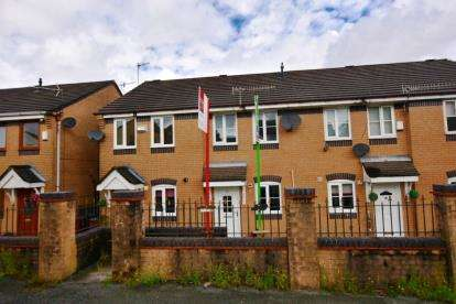 House for sale in St. Marys Wharf, Audley, Blackburn, Lancashire