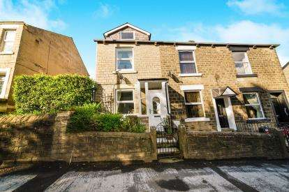 4 Bedrooms End Of Terrace House for sale in Woolley Lane, Hollingworth, Hyde, Greater Manchester