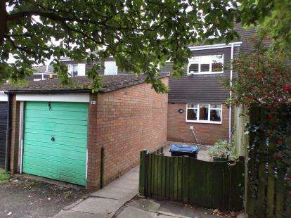 2 Bedrooms House for sale in Dellows Close, Kings Norton, Birmingham, West Midlands