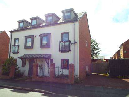 3 Bedrooms Semi Detached House for sale in Othello Road, Wolverhampton, West Midlands