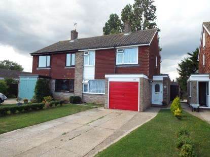 3 Bedrooms Semi Detached House for sale in Walton on the Naze, Essex