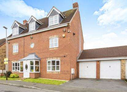 5 Bedrooms Detached House for sale in Saxthorpe Road, Hamilton, Leicester, Leicestershire