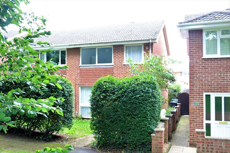 3 Bedrooms Semi Detached House for sale in Delius Close, Basingstoke, RG22