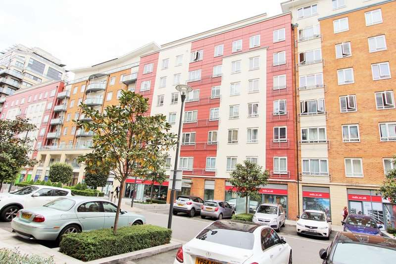2 Bedrooms Flat for sale in Boulevard Drive, London, London, NW9
