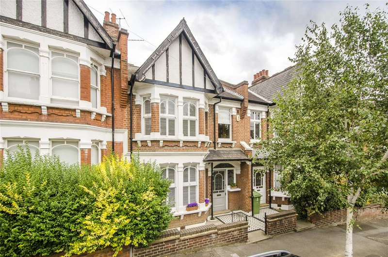 3 Bedrooms Terraced House for sale in Danecroft Road, London, SE24
