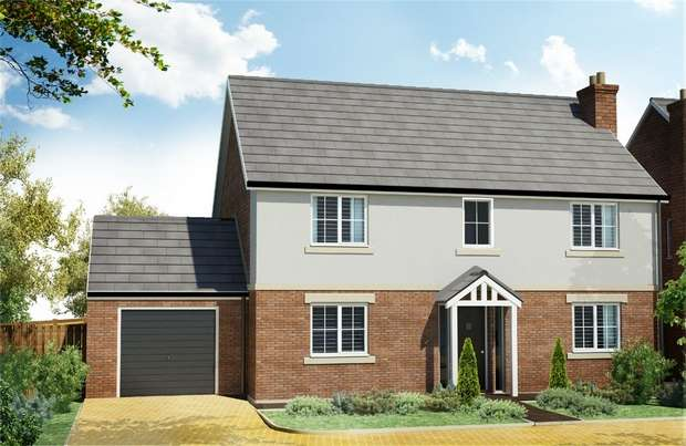 4 Bedrooms Detached House for sale in The Paddocks, Station Road, Stannington, Morpeth