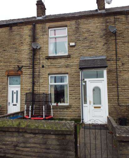 3 Bedrooms Terraced House for sale in Heap Bridge, Heap Bridge, Bury, BL9