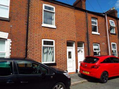 2 Bedrooms Terraced House for sale in Canon Street, Runcorn, Cheshire, WA7