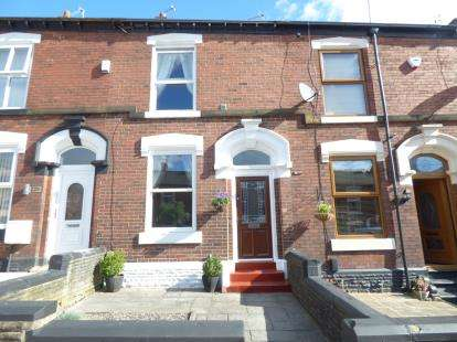 2 Bedrooms Terraced House for sale in Edward Street, Ashton-Under-Lyne, Greater Manchester