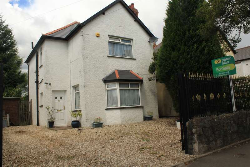 3 Bedrooms Detached House for sale in Heol Hir, Llanishen, Cardiff