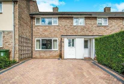 3 Bedrooms Terraced House for sale in Coles Hill, Hemel Hempstead, Hertfordshire, .