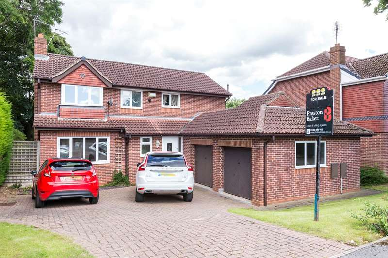 4 Bedrooms Detached House for sale in Sycamore View, Sprotbrough, Doncaster, DN5