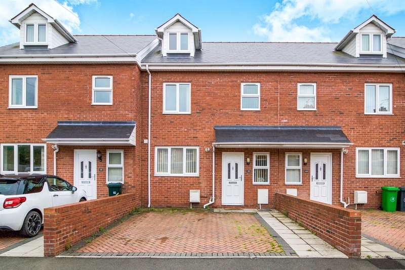 3 Bedrooms Town House for sale in Bendrick Road, Barry