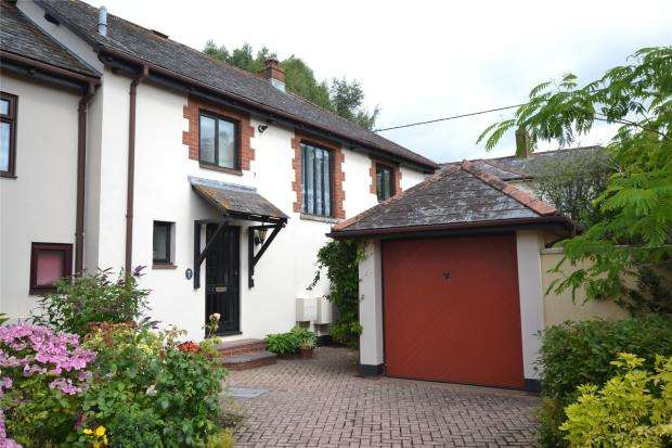 3 Bedrooms End Of Terrace House for sale in Hardys Court, Hawkerland Road, Colaton Raleigh, Sidmouth