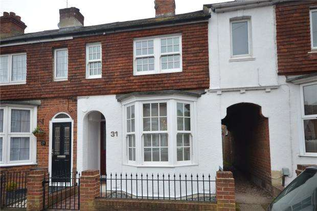 3 Bedrooms Terraced House for sale in George Street, Basingstoke, Hampshire