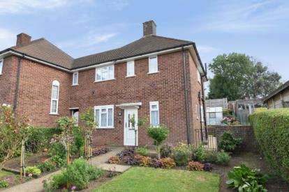 3 Bedrooms End Of Terrace House for sale in Wynford Way, London