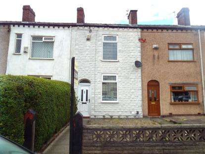 2 Bedrooms Terraced House for sale in Manchester Road, Worsley, Manchester, Greater Manchester