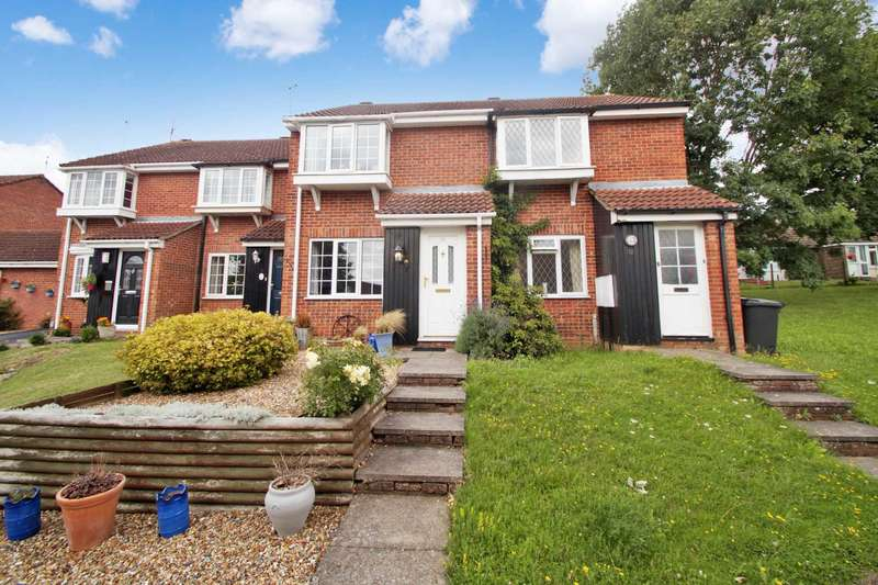 2 Bedrooms Terraced House for sale in Ramson Rise, Chaulden, Hemel Hempstead