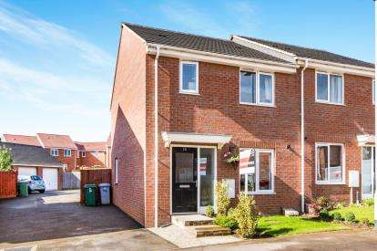 3 Bedrooms Semi Detached House for sale in Bluebell Wood Lane, Clipstone Village, Mansfield, Nottinghamshire