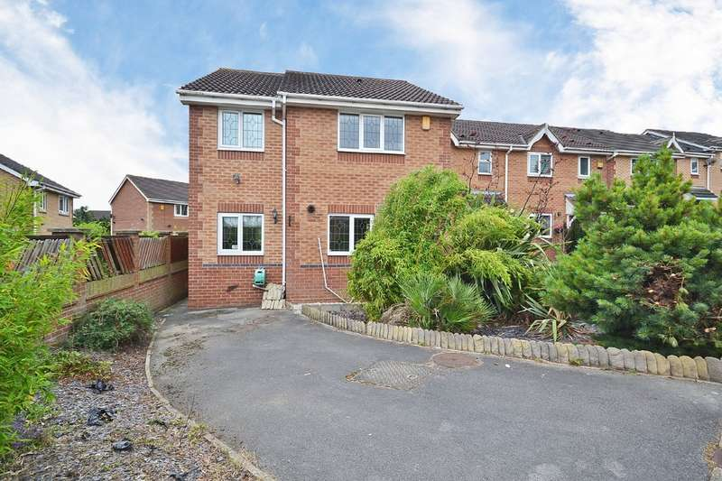 3 Bedrooms Town House for sale in Hallamshire Mews, Wakefield