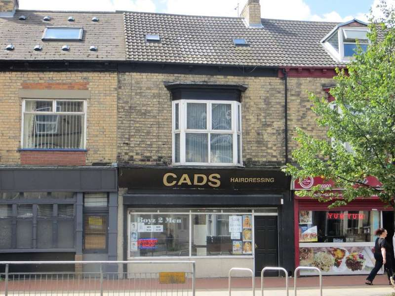 Commercial Property for sale in Spring Bank, Hull, East Yorkshire, HU3 1BL