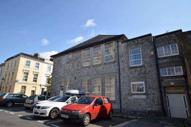 1 Bedroom Flat for sale in Wyndham Square, Plymouth, Devon
