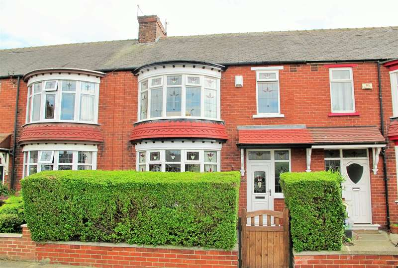 3 Bedrooms Terraced House for sale in Devonshire Road, Linthorpe, Middlesbrough, TS5 6DP