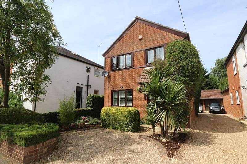 4 Bedrooms Detached House for sale in Summerleaze Road, Maidenhead, Berkshire, SL6 8EW