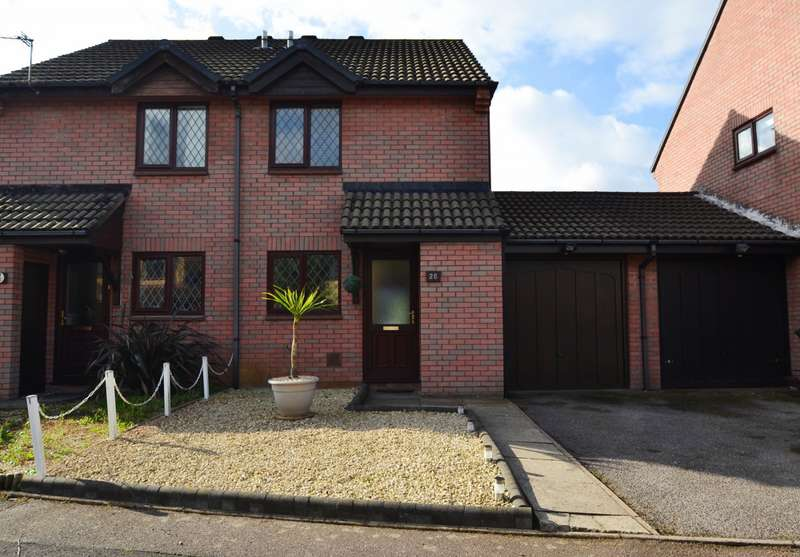 3 Bedrooms Semi Detached House for sale in Muscliffe