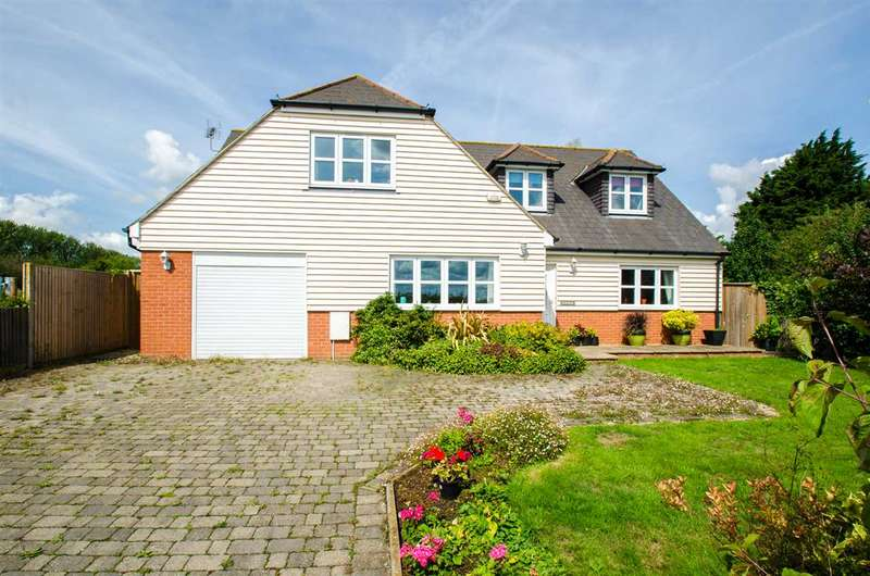 5 Bedrooms Detached House for sale in Surprise, Pond Farm Road, Sittingbourne
