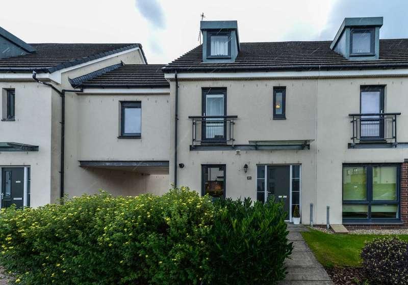 3 Bedrooms Terraced House for sale in Crofton Drive, Renfrew