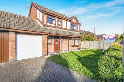 4 Bedrooms Detached House for sale in Stafford Road, St. Helens, Merseyside, WA10