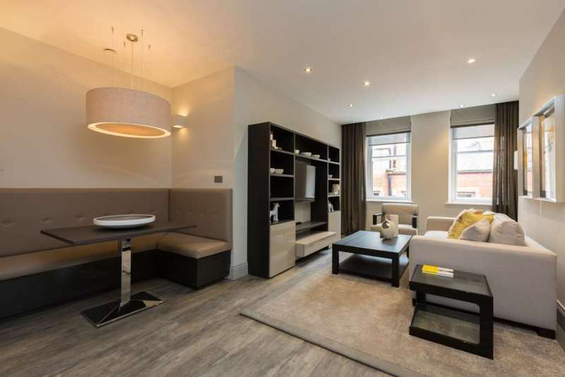 1 Bedroom Apartment Flat for rent in King Street, Manchester