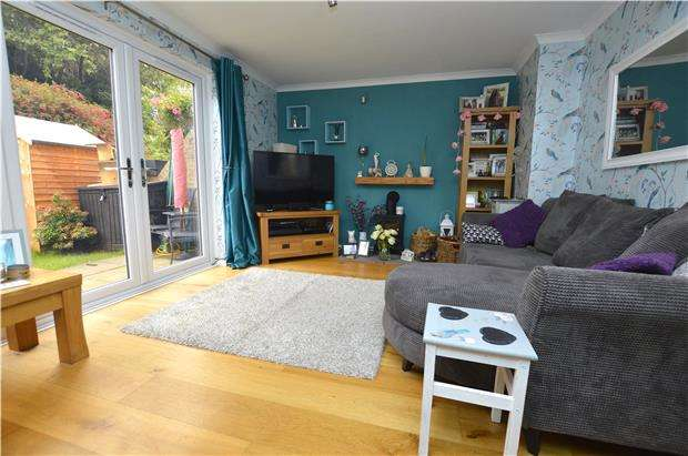 4 Bedrooms Terraced House for sale in Belvedere Mews, Chalford, Gloucestershire, GL6 8PF
