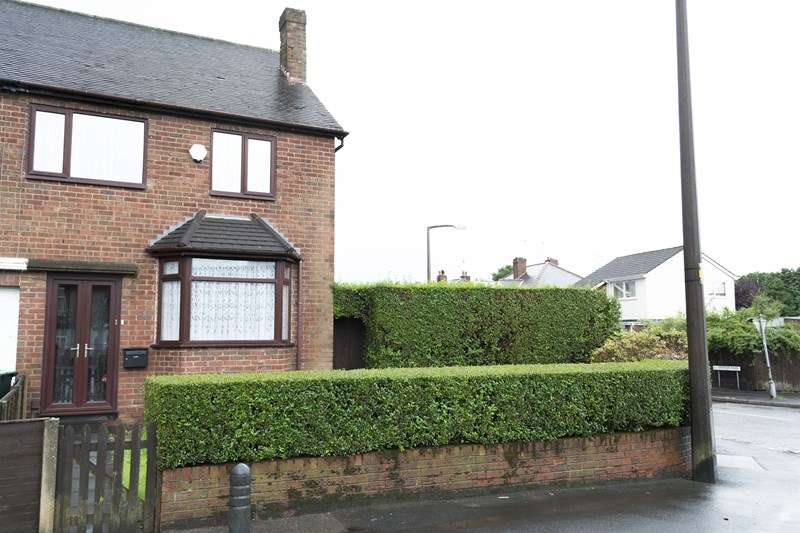 3 Bedrooms End Of Terrace House for sale in Pound Road, Oldbury