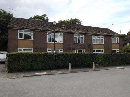 3 Bedrooms Flat for sale in Ingleby Court, Stretford, Manchester, Greater Manchester