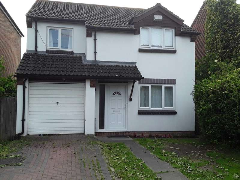 4 Bedrooms Detached House for sale in Jade Close, Beckton, E16