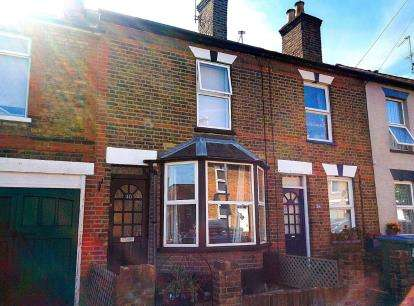 2 Bedrooms Terraced House for sale in Sutton Road, Watford, Hertfordshire