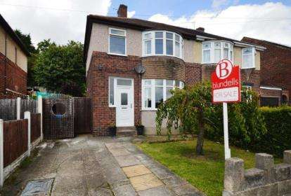 3 Bedrooms Semi Detached House for sale in Oxted Road, Sheffield, South Yorkshire