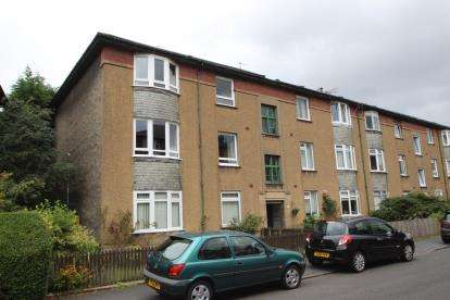 3 Bedrooms Flat for sale in Penrith Drive, Kelvindale