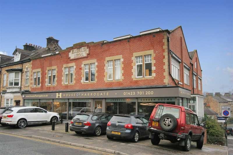 1 Bedroom Flat for sale in Baines House, 2A Cheltenham Mount, Harrogate, HG1 1DL