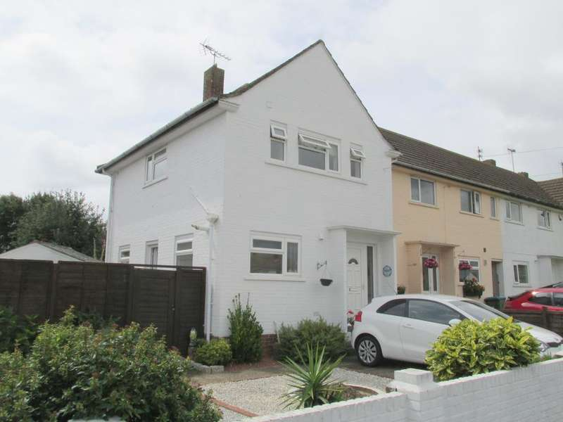 2 Bedrooms End Of Terrace House for sale in Orchard Way, Bognor Regis, West Sussex, PO22 9JZ